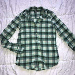Northface flannel